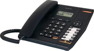 Alcatel T-580 Corded Landline Phone(Black)
