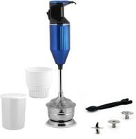 Anjalimix Metalica Plus 200 W Hand Blender(Blue)