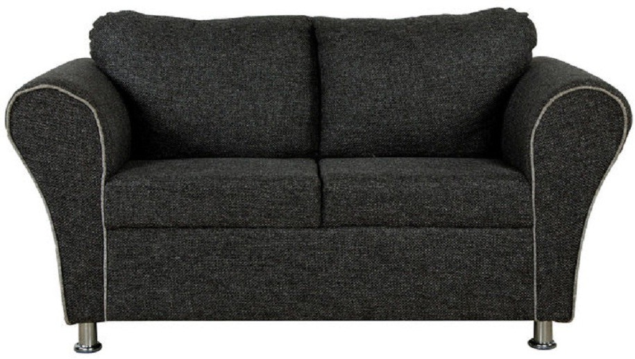 View PARIN Engineered Wood Sectional GREY Sofa Set Furniture (Parin)