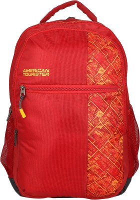 American Tourister Jazz 01 34 L Backpack(Red)