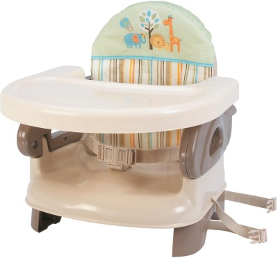 Summer Infant Safari Deluxe Folding Booster Chair(Multicolor)