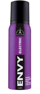 ENVY ELECTRIC Ml Deodorant Spray Perfume Body Spray - For Men(120 ml)