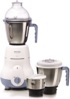 Philips HL1643/04 600 W Mixer Grinder(Blue, 3 Jars)