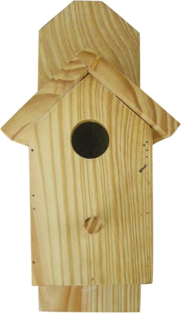 View Birdhousebuilder NB0027 Garden Bluebird and House Sparrow Bird House(Wall Mounting, Tree Mounting) Furniture (birdhousebuilder)