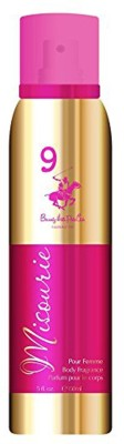 Beverly Hills Polo Club 9 Misourie Body Spray - For Women(150 ml)