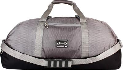 Bendly Feather light Para bag Travel Duffel Bag(Grey)