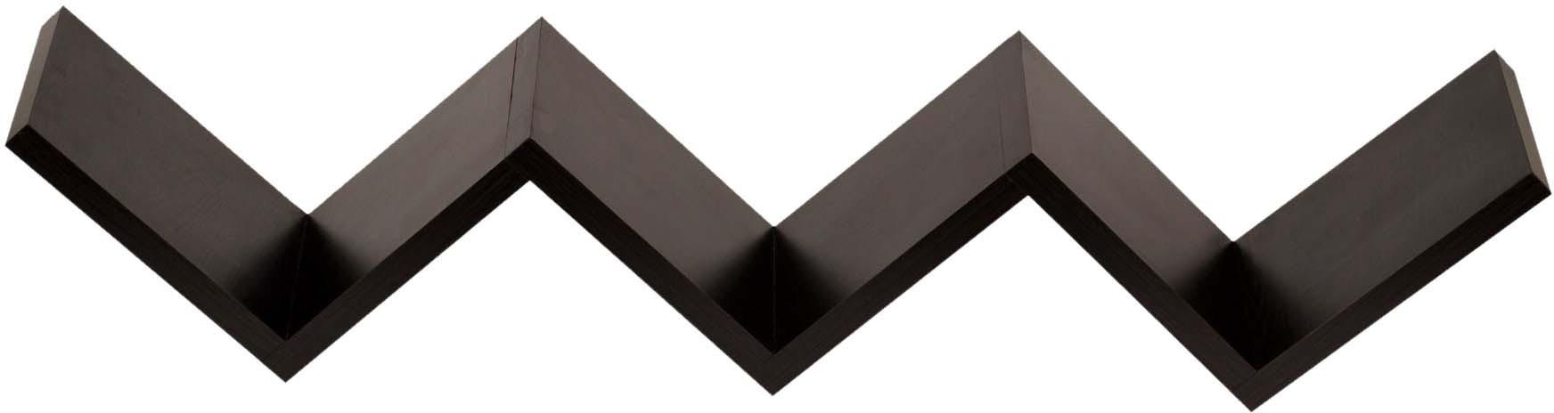 View Bluewud Aaron Engineered Wood Open Book Shelf(Finish Color - Wenge) Furniture (Bluewud)