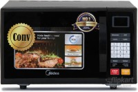 Midea 20 L Convection Microwave Oven(ES820EJV-S, Black)