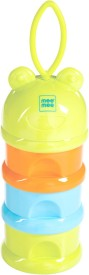 Meemee Multi Storage Food Container(Pack of 1, Multicolor)