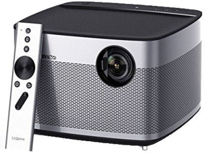 XGIMI 900 lm DLP Corded Portable Projector(Black)