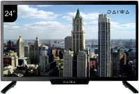 Daiwa 60cm (24) HD Ready LED TV(D24D2 1 x HDMI 1 x USB)