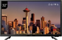 Daiwa 80cm (31.5) HD Ready LED TV(D32D2, 2 x HDMI, 2 x USB)
