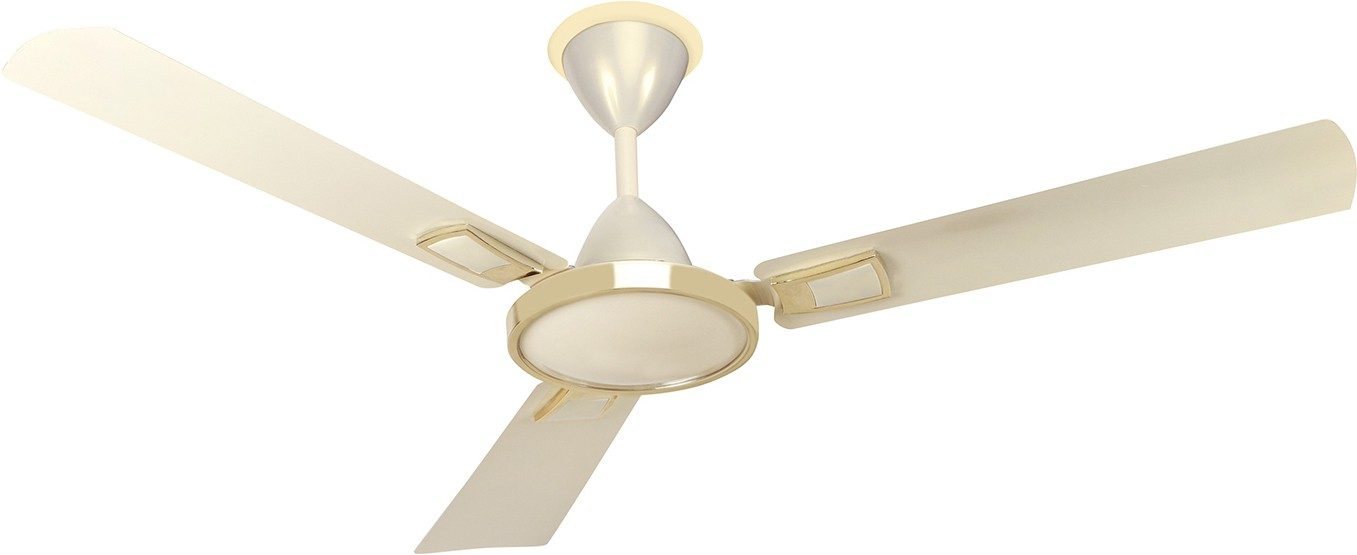 View United Ford ISI Mark (48in) 3 Blade Ceiling Fan(White) Home Appliances Price Online(United)