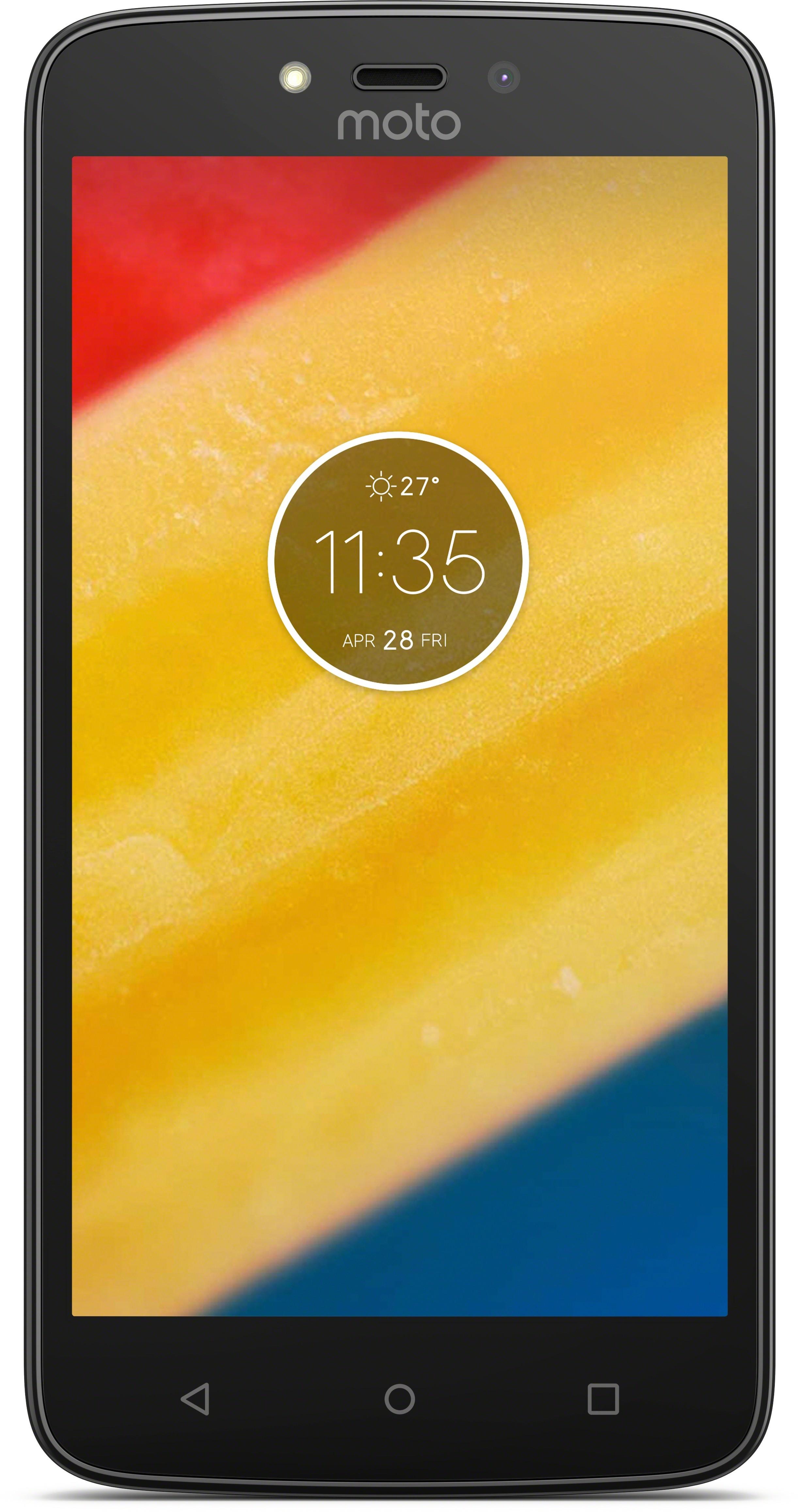 View Moto C Plus (Starry Black, 16 GB)(2 GB RAM) Mobile Price Online(Motorola)