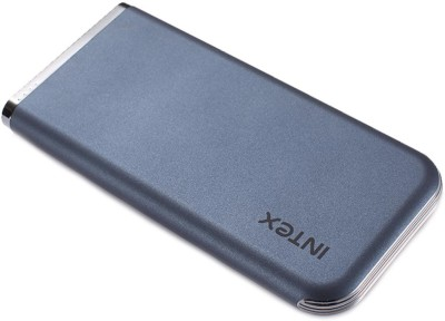Intex IT-PBA 10K Poly 10000 mAh Power Bank(Blue, Lithium Polymer)