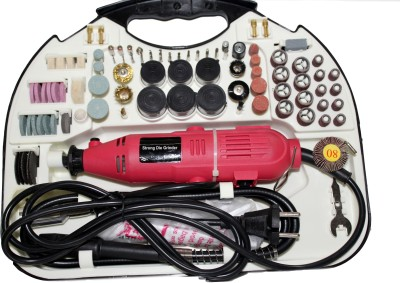 Digital Craft POWERFUL UNIVERSAL DIE GRINDER KIT & DIY CRAFTS 211 PIECES ACCESSORY KIT FOR PRECISION WORK. Rotary Tool(3 mm)