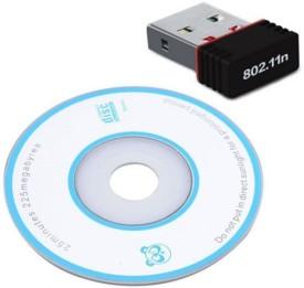 MOBONE UA06 Mini Wifi Dongle 802.11N Wireless USB Adapter(Multicolor)