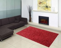 jp2 indus Red Wool Carpet(90 cm  X 150 cm)