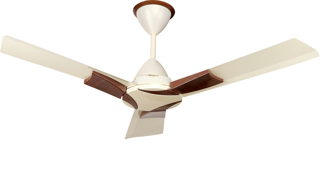 View United Vendi ISI Mark (48in) 3 Blade Ceiling Fan(White) Home Appliances Price Online(United)