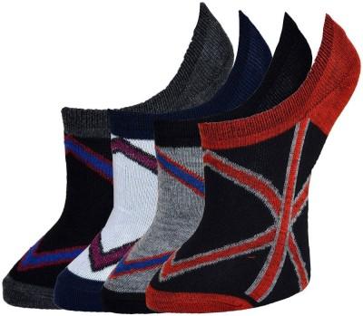 Welwear Men Footie Socks(Pack of 4)