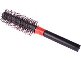 FOK Round Hair Brush With Soft Bristle