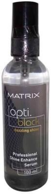 Matrix Optiblack Dazzling Shine Professional Shine Enhance Serum(100 ml)