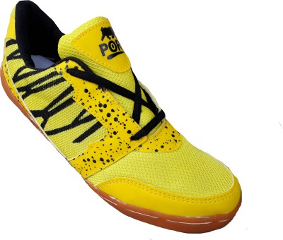 Port Power Court Tennis Shoes(Yellow)