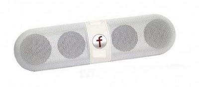Rich Walker 001 Portable Bluetooth Mobile/Tablet Speaker(White, 2.1 Channel)