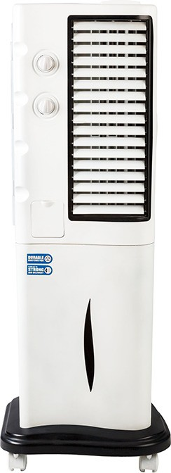 View Usha FROST LX 223 Tower Air Cooler(White, 22 Litres)  Price Online