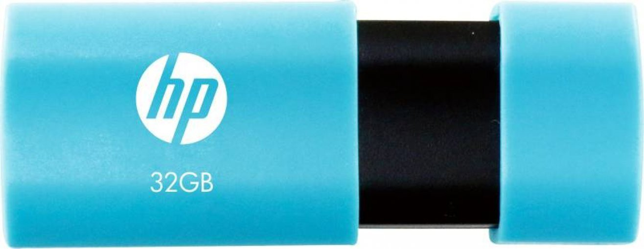 View HP Flash Drive v152w 32 GB Pen Drive(Multicolor) Price Online(HP)