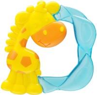 Playgro Jerry Giraffe Water Teether(Multicolor)