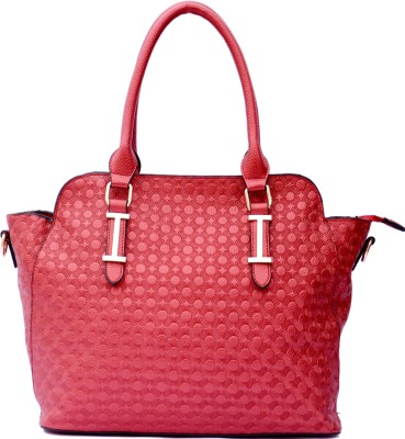 1TRENDZ Hand-held Bag(Red)