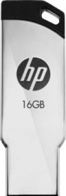 HP USB 2.0 Flash Drive v236w 16 GB Pen Drive(Silver) at flipkart