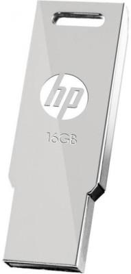 HP USB 2.0 Flash Drive v232w 16 GB Pen Drive(Silver)