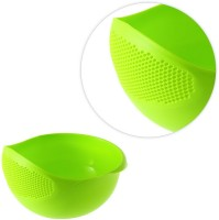 MUKTI Rice - Fruit Washing Bowl Plastic Fruit & Vegetable Basket