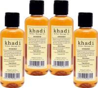 Khadi Herbals Sesame Massage Oil(840 ml)