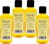 Khadi Herbals Sandalwood Massage Oil(840 ml)