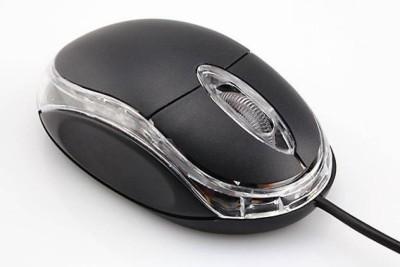 tegpro EL-V90 Wired Optical Mouse(USB, Black) at flipkart