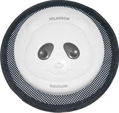 Milagrow RoboDuster Panda Robotic Floor Cleaner(Silver)