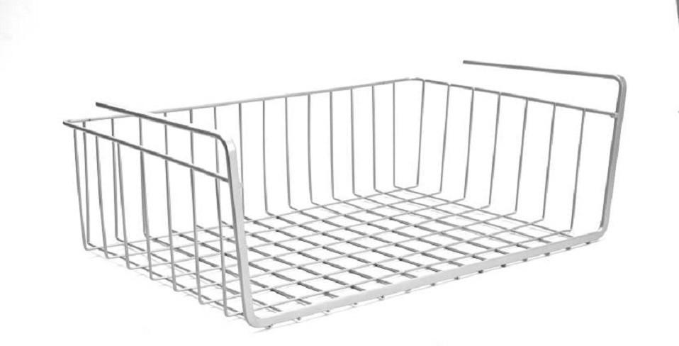 View JVS Undershelf Basket Large - 16 (set of 3) Plastic Kitchen Trolley