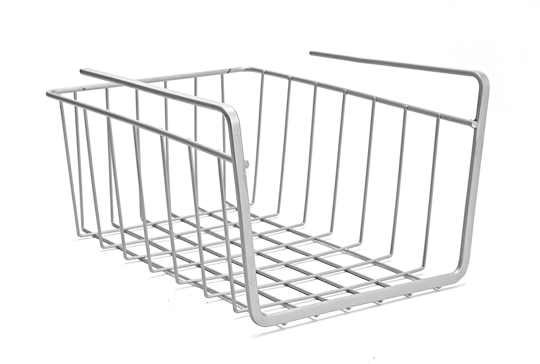 View JVS Undershelf Basket Small - 8 UW-60 Plastic Kitchen Trolley