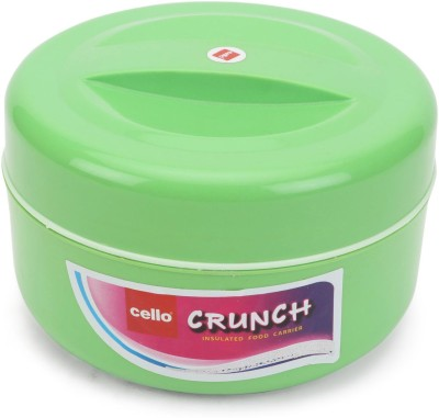 Cello crunch small 2 Containers Lunch Box(400 ml)