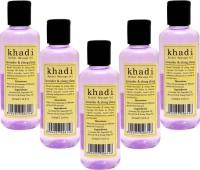 Khadi Herbals Lavender & Ylang Ylang Massage Oil(1050 ml)