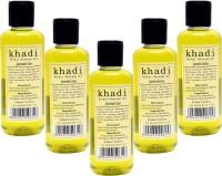 Khadi Herbals Jasmine Massage Oil(1050 ml)