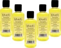 Khadi Herbals Lemongrass Massage Oil(1050 ml)
