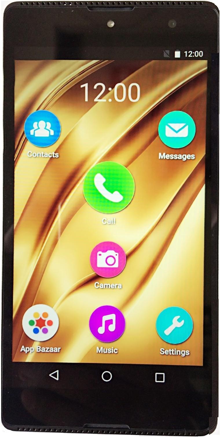 View Micromax Canvas Fire 5 Q386 (Silver, 16 GB)(1 GB RAM) Mobile Price Online(Micromax)