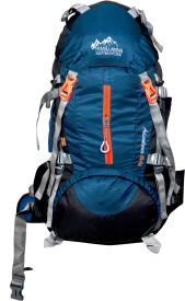 Himalayan Adventures HA-8109 Rucksack - 50 L(Blue)