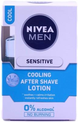 Nivea Men Sensitive Cooling After Shave Lotion(100 ml)