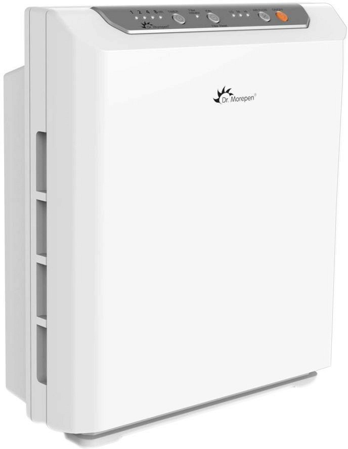 View Dr. Morepen APF 01 Portable Room Air Purifier(White) Home Appliances Price Online(Dr. Morepen)