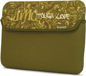 Mobile Edge ME-SUMO77899 Laptop Bag(Green)